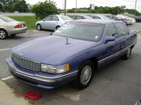 Picture of 1994 Cadillac DeVille Sedan FWD, exterior, gallery_worthy