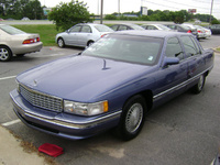 Picture of 1994 Cadillac DeVille Base Sedan, exterior