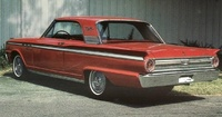 1962 Ford Fairlane Overview