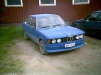 1977 BMW 3 Series, 1977 BMW 316 picture, exterior