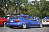 1993 Honda Civic Si Hatchback, 1993 Honda Civic 2 Dr Si Hatchback picture, exterior