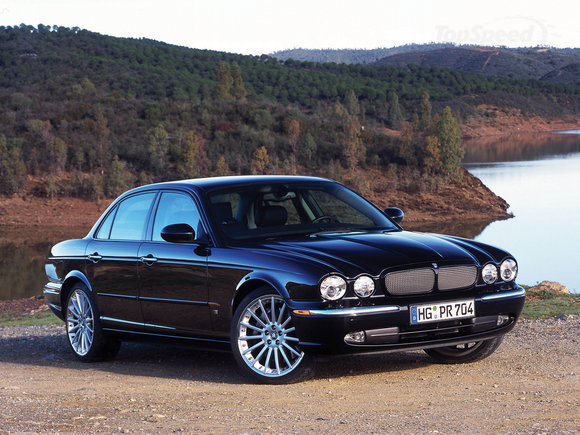 2007 Jaguar XJ Series Overview