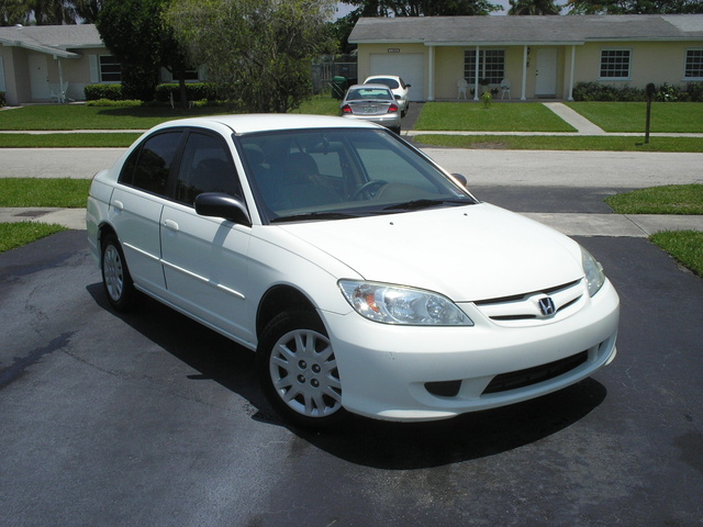 Picture of 2005 Honda Civic LX, exterior, gallery_worthy