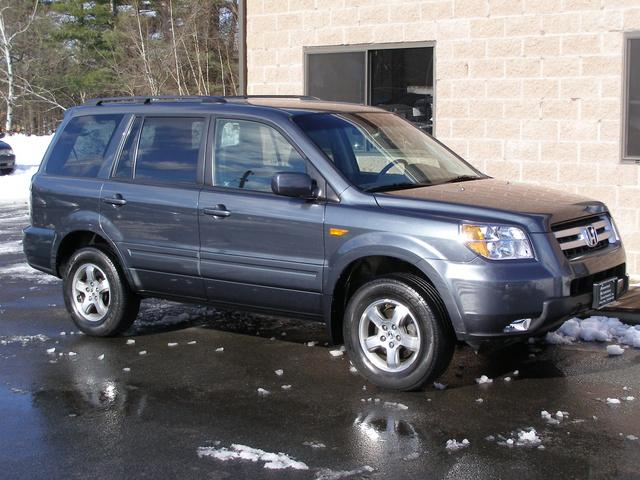 2006 Honda Pilot Tires Size Alum Northeastfitness Co