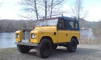 1974 Land Rover Series III Overview