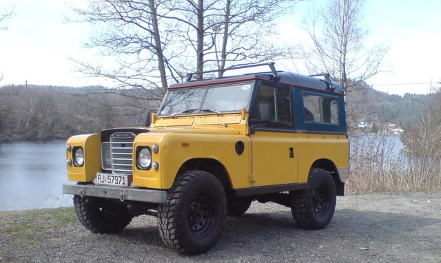 Picture of 1974 Land Rover Series III, exterior, gallery_worthy