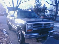 Picture of 1988 Dodge Ram, exterior