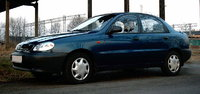 Picture of 2000 Daewoo Lanos 4 Dr S Sedan, exterior