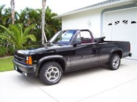 Picture of 1990 Dodge Dakota 2 Dr Convertible Standard Cab SB, exterior