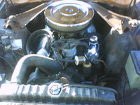 Picture of 1970 Ford Maverick, engine