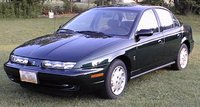 Picture of 1998 Saturn S-Series 4 Dr SL2 Sedan, exterior