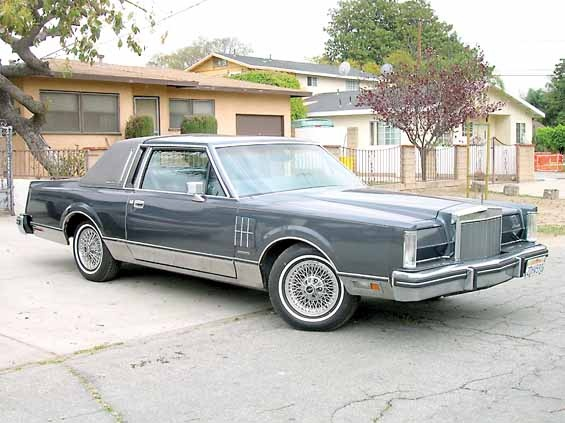 1983 lincoln continental pictures cargurus. Black Bedroom Furniture Sets. Home Design Ideas