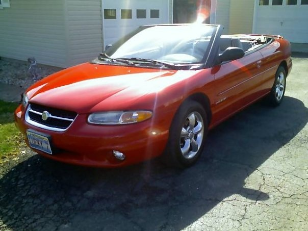 Picture of 1999 Chrysler Sebring 2 Dr JXi Convertible