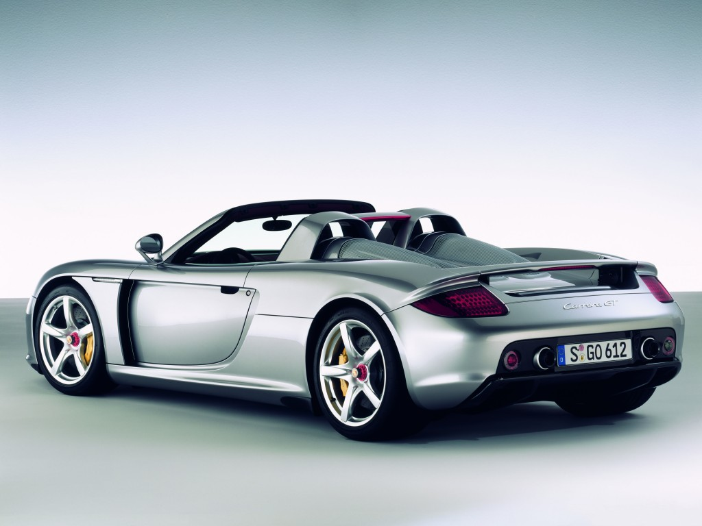 2005 Porsche Carrera Gt Pictures Cargurus