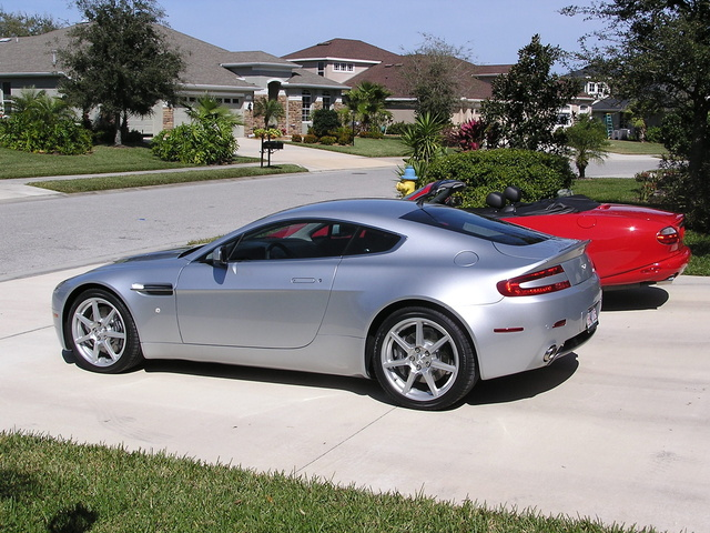 2007 aston martin v8 vantage pictures cargurus. Black Bedroom Furniture Sets. Home Design Ideas