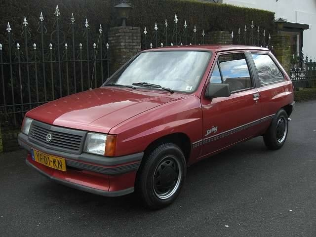 Picture of 1987 Opel Corsa