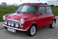 1976 Austin Mini Overview