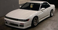 Picture of 1992 Nissan 180SX, exterior