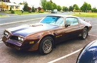 Picture of 1977 Pontiac Trans Am, exterior