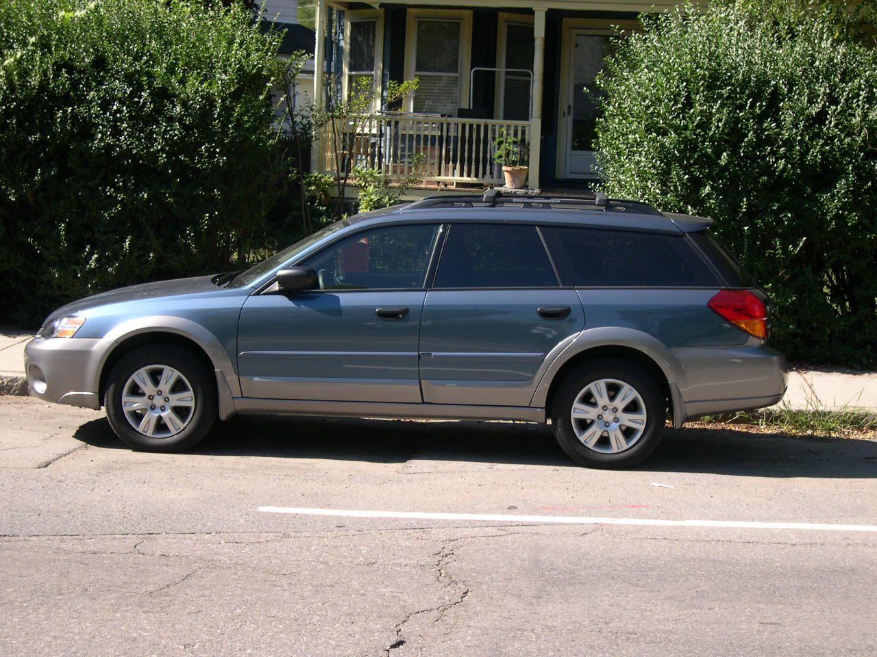 2005 Subaru Outback Pictures Cargurus
