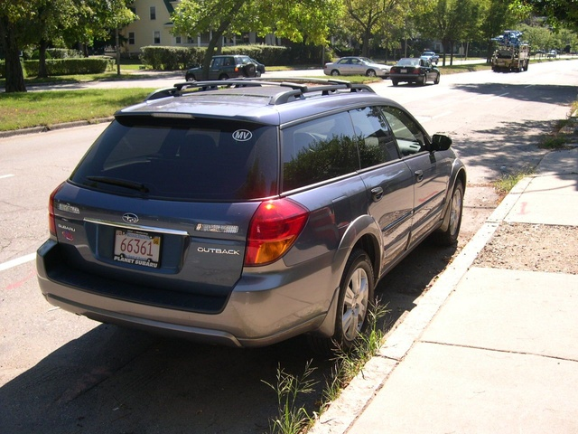 Picture of 2005 Subaru Outback 2.5 i Wagon, exterior
