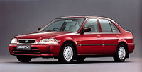 1998 Honda City Overview