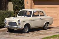 1959 Ford Anglia Overview