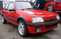 Picture of 1994 Peugeot 205, exterior, gallery_worthy