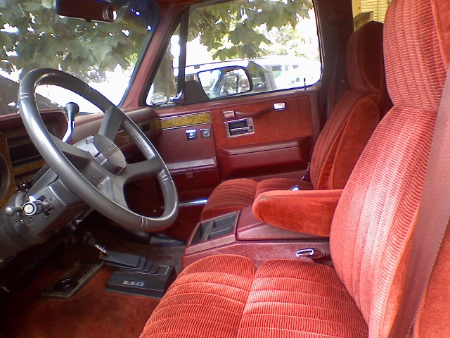 what years for light gray interior the 1947 present chevrolet gmc truck message board network. Black Bedroom Furniture Sets. Home Design Ideas