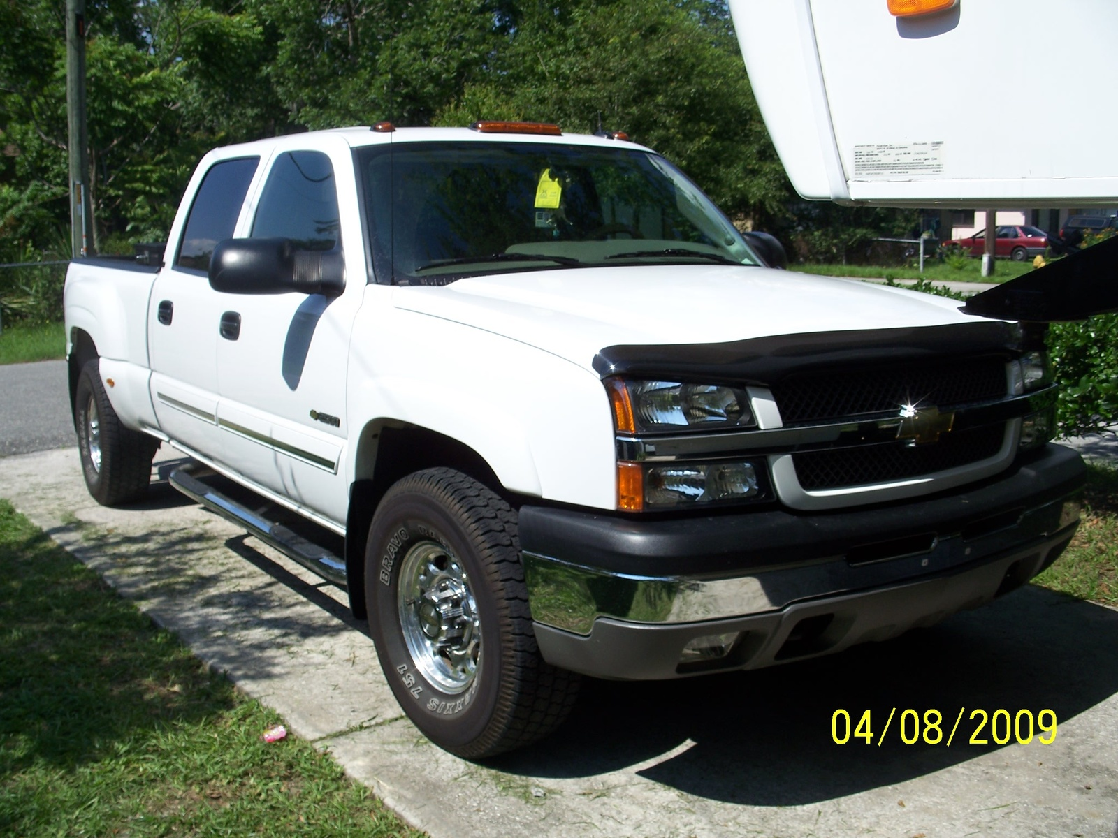 picture of 2004 chevrolet silverado 2500 4 dr lt 4wd crew cab sb. Cars Review. Best American Auto & Cars Review