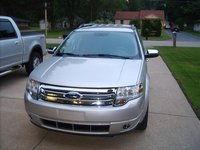 2008 Ford Taurus X Overview