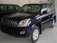 Picture of 2007 Toyota Land Cruiser Prado, exterior