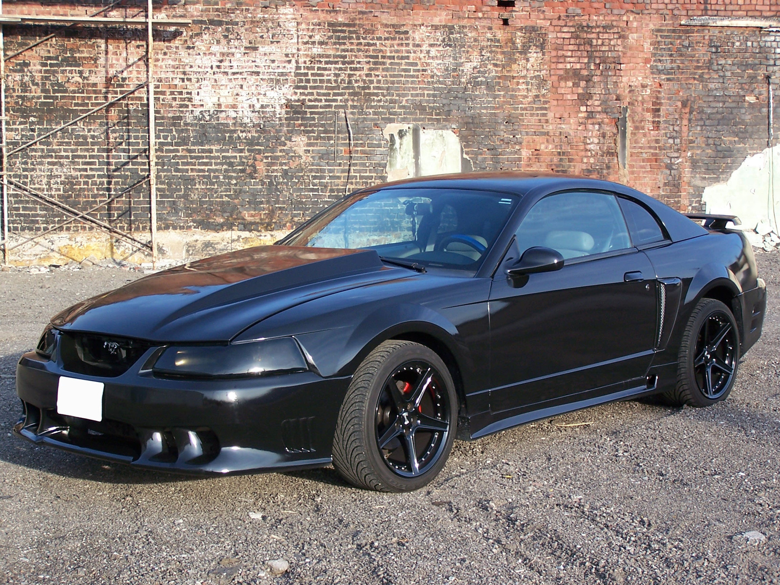 2000 Ford Mustang GT related infomation,specifications - WeiLi Automotive Network