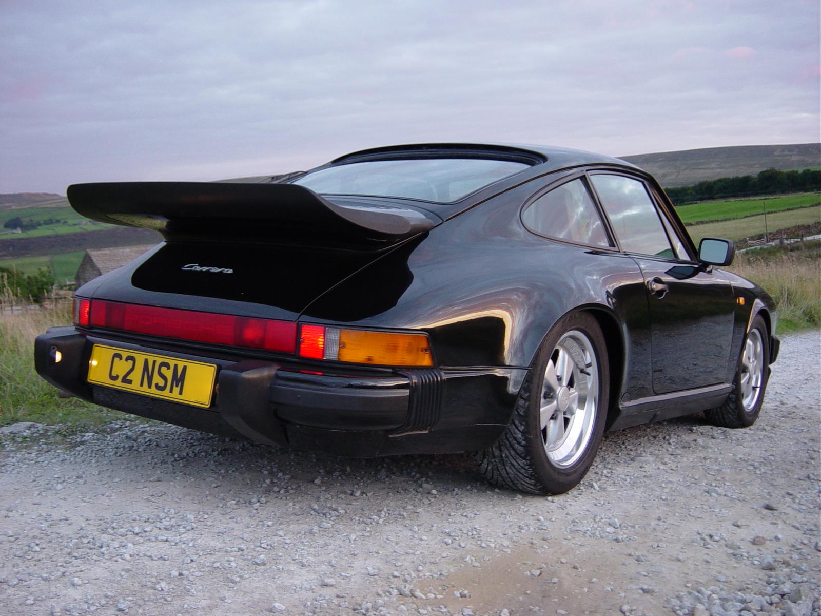 1989 Porsche 911 Pictures Cargurus