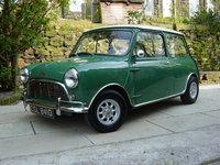 1966 Austin Mini Overview