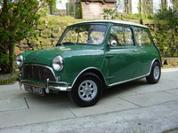 1966 Austin Mini Overview