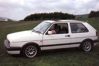 1992 Volkswagen GTI Overview