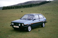 Picture of 1981 Ford Fiesta, exterior
