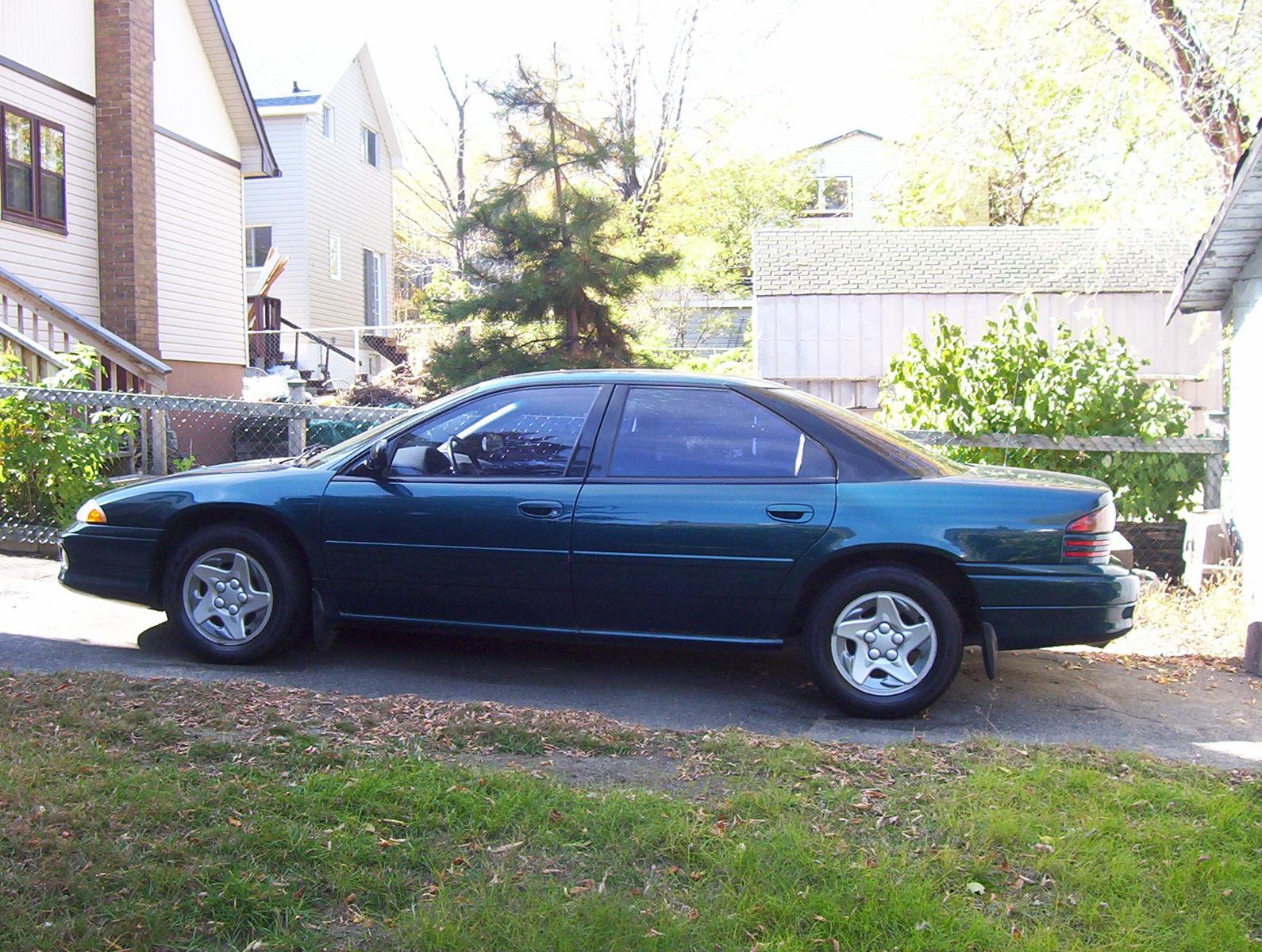 1996 Dodge Intrepid Rims