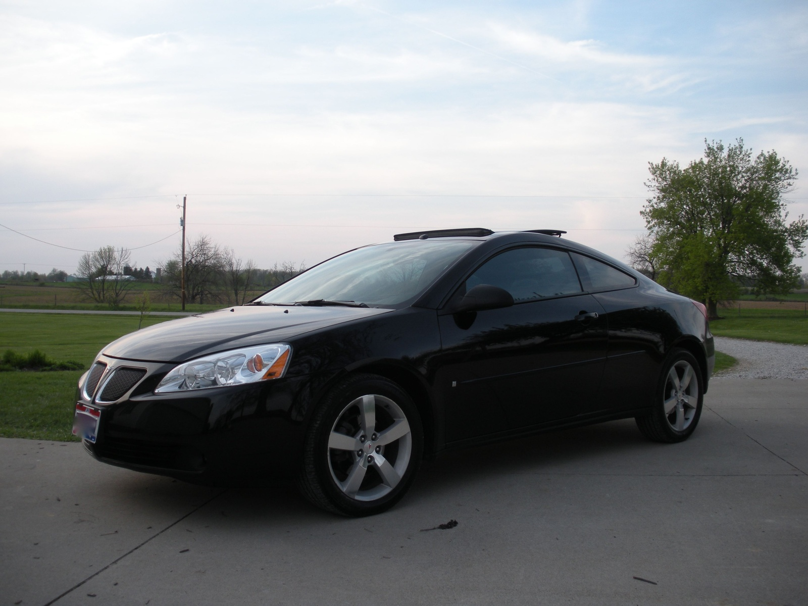 picture of 2006 pontiac g6 gtp coupe exterior. Black Bedroom Furniture Sets. Home Design Ideas
