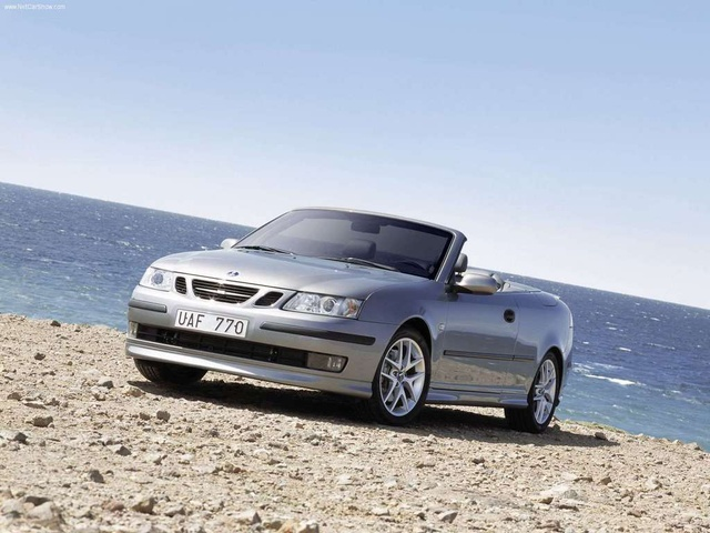 Picture of 2005 Saab 9-3 Aero, exterior, gallery_worthy