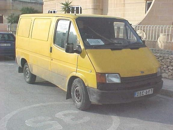 Picture of 1986 Ford Transit Cargo, exterior