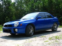 Picture of 2003 Subaru Impreza WRX Base, exterior, gallery_worthy