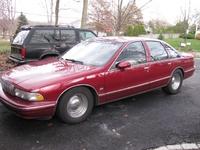 Picture of 1993 Chevrolet Caprice LS, exterior