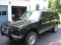Picture of 1994 Chevrolet S-10 Blazer 4 Dr Tahoe LT 4WD SUV, exterior, gallery_worthy