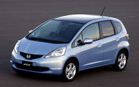 2009 Honda Fit Picture Gallery