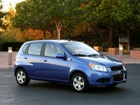 Picture of 2009 Chevrolet Aveo, exterior
