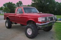 Picture of 1990 Ford F-150 XLT Lariat 4WD LB, exterior, gallery_worthy