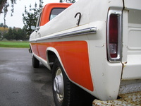 1967 Ford F-250 Picture Gallery