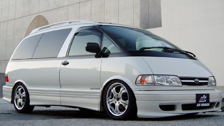 Picture of 1995 Toyota Previa